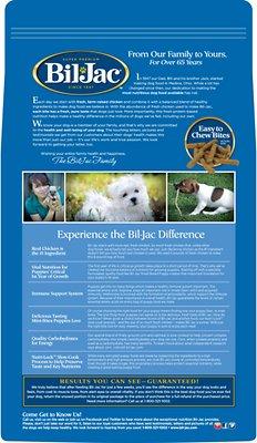 Bil Jac Small Breed Dry Dog Food